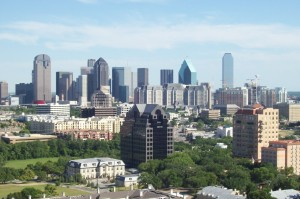 Dallas cityscape - Texas VA home Loan - USVA Realty