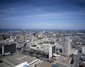 San Antonio skyline - USVA Realty