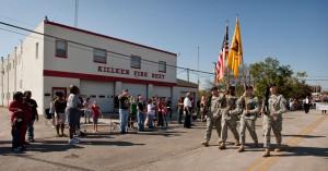 Fort Hood parade - USVA Realty