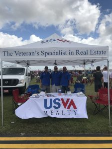 USVA Realty at 2017 Wings Over Houston Airshow